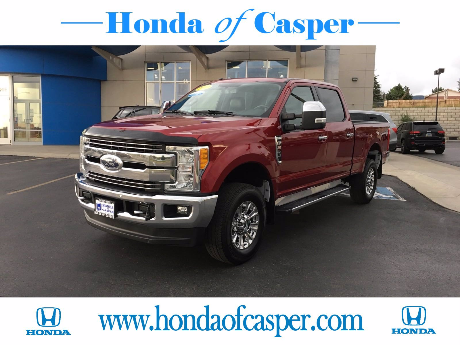 Certified Pre-Owned 2017 Ford Super Duty F-250 SRW