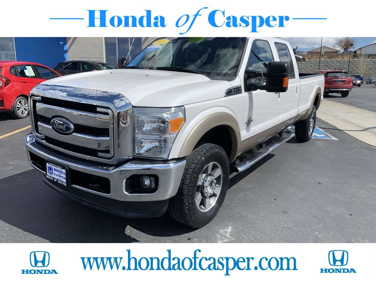 Certified Pre-Owned 2011 Ford Super Duty F-350 SRW