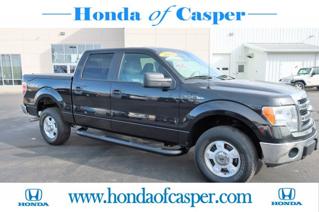 Certified Pre-Owned 2014 Ford F-150