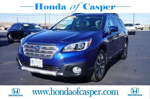 Certified Pre-Owned 2017 Subaru Outback Limited