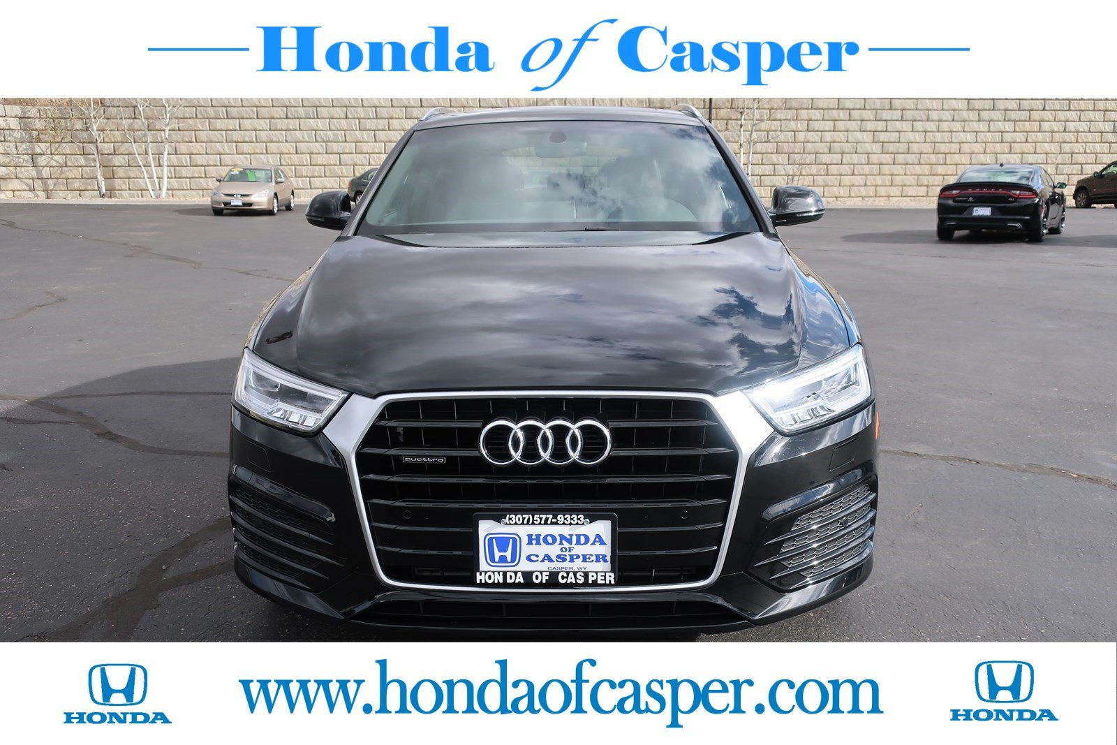 Certified Pre-Owned 2018 Audi Q3 Sport Premium Plus