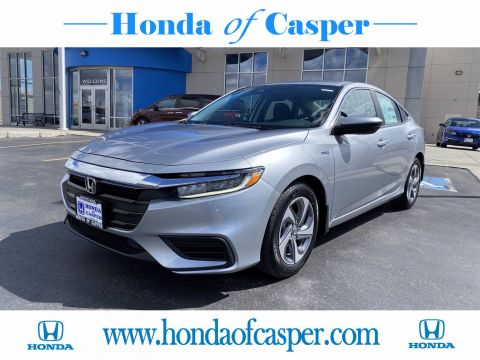 New 2020 Honda Insight EX With Navigation