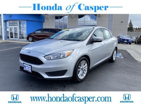 Pre-Owned 2015 Ford Focus SE FWD 4dr Car