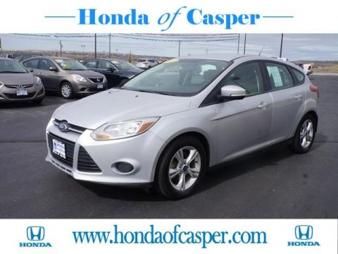 Certified Pre-Owned 2013 Ford Focus SE