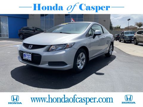 Pre-Owned 2013 Honda Civic Cpe LX
