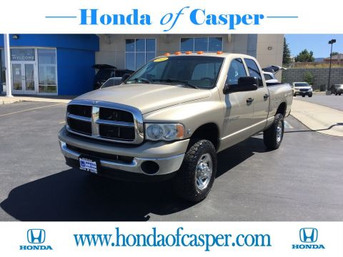 Pre-Owned 2003 Dodge Ram 3500