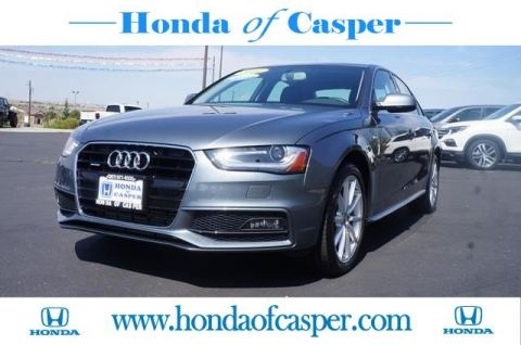 Certified Pre-Owned 2014 Audi A4 Premium Plus